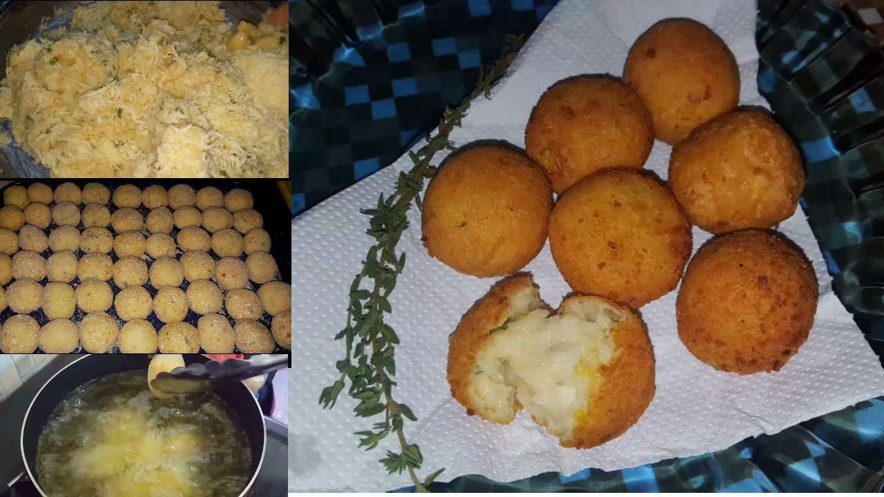 Mauritian cuisine cheese balls recipe recette for Cuisine mauricienne