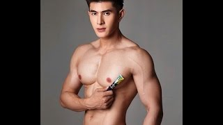 Download Video Fitness Thai male model with pink nipples MP3 3GP MP4