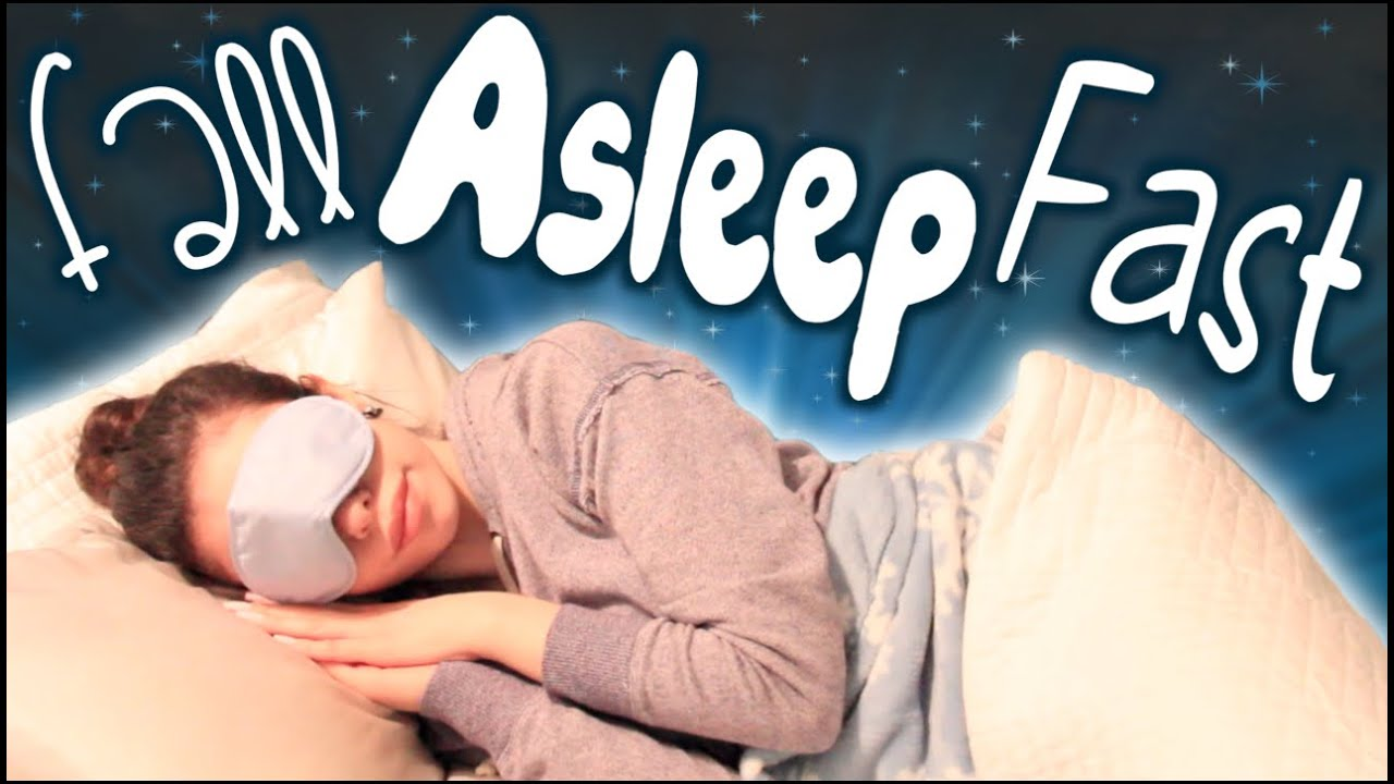 How To Fall Asleep FAST! - YouTube