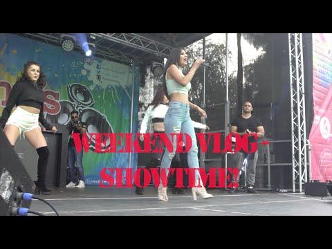 LIVE SHOW VLOG! - BIRMINGHAM FESTIVAL (Jasmin Walia & Zack Knight)