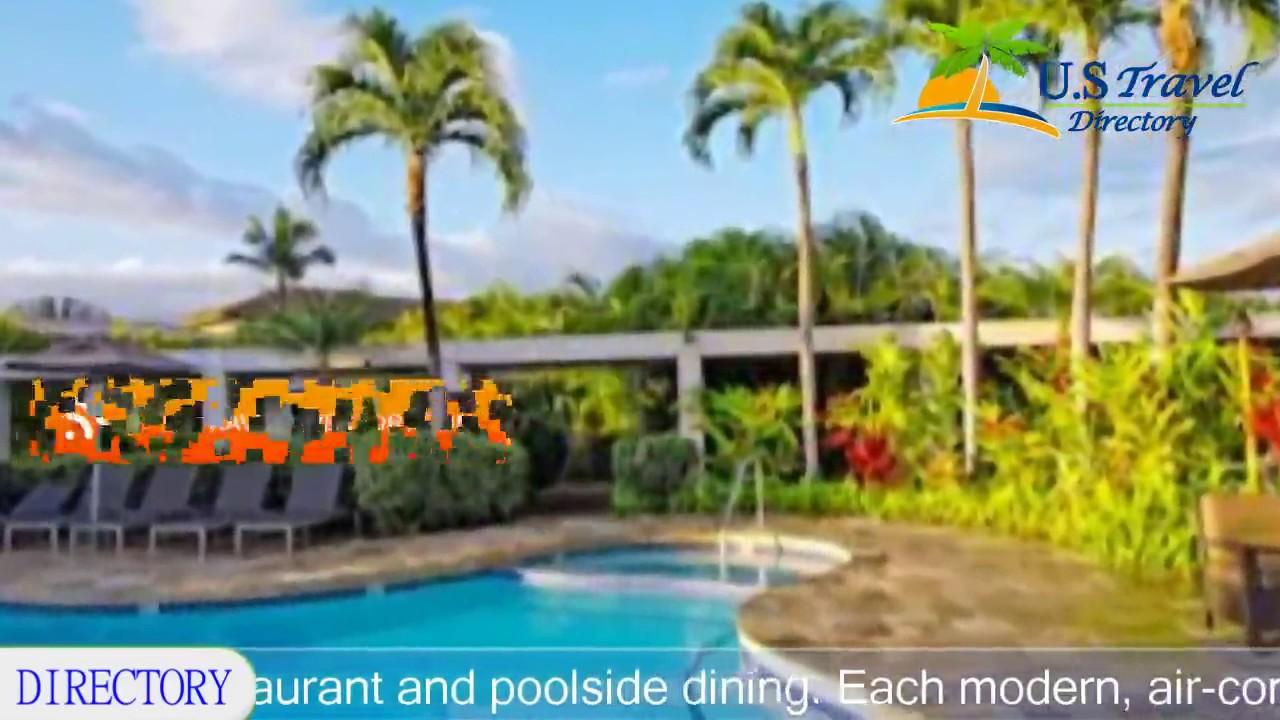 Maui Coast Hotel - Kihei Hotels, Hawaii - YouTube