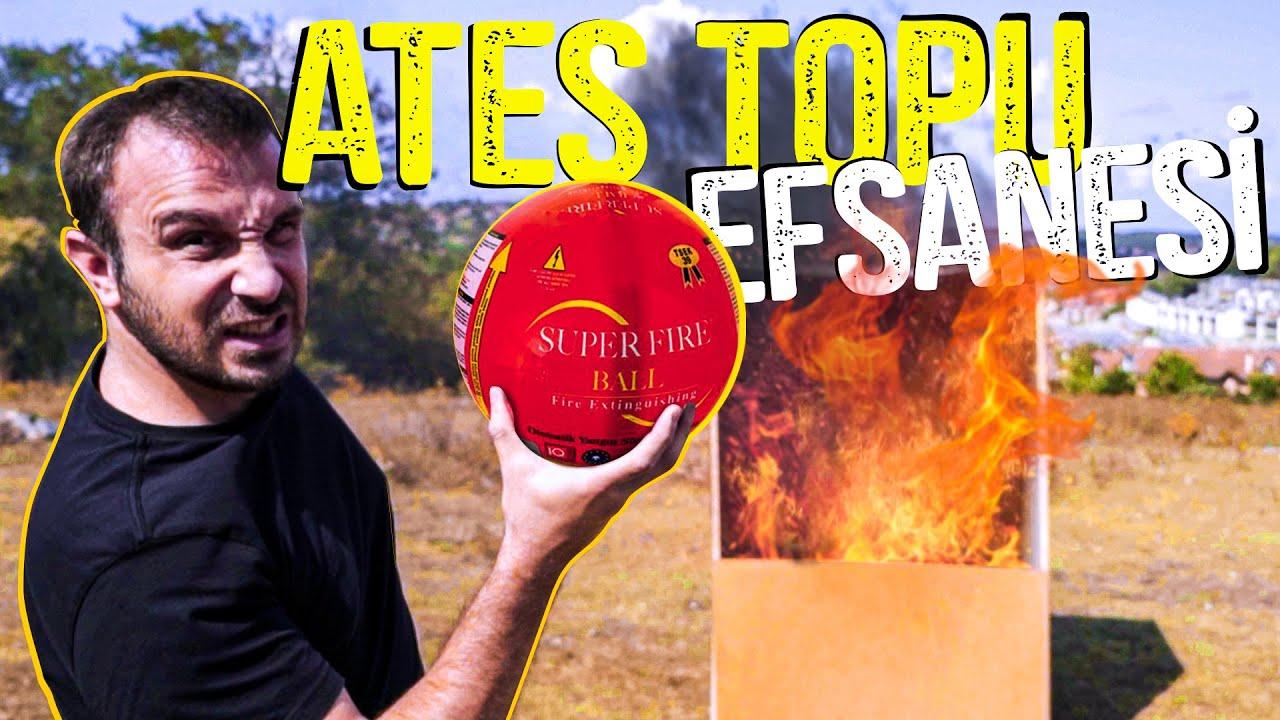 ARABAM YANMAYABİLİRDİ :( Uras Benlioğlu Yangın Topu ve Acayip TikTok Videosu Efsane mi Gerçek mi?