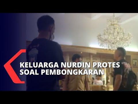 Download Pemprov Sulsel Bongkar Paksa Rumah Jabatan Nurdin Abdullah, Berujung Adu Mulut dengan Keluarga