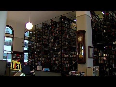 Cincinnati's oldest library
