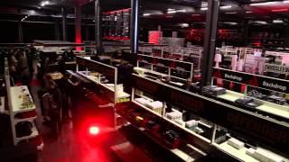 AED Customer Night 2013