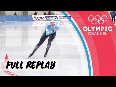 Speed Skating - RE-LIVE - 2017 Sapporo Asian Winter Games