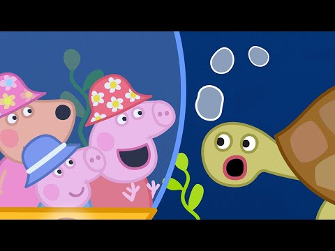 Peppa Pig Full Episodes | Season 8 | Compilation 70 | Kids Video