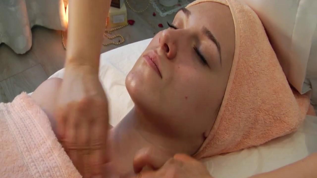 На сон видео масаж