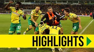 HIGHLIGHTS: Norwich City 4-3 Millwall