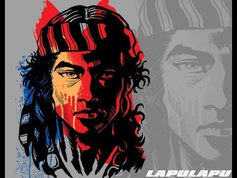 العظماء المائة 24: بطل الفلبين المسلم لابولابو... #جهاد_الترباني