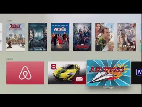 Apple TV 4 demo dansk
