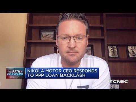 nikola-motor-ceo-responds-to-ppp-loan-backlash
