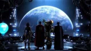 DC Universe Online Intro Movie