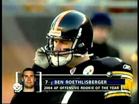 nfl on cbs new theme 2004 afc divisional playoff jets steelers open