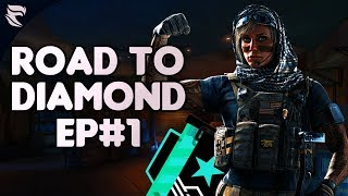 Tom Clancy's Rainbow Six Siege: Operation Phantom Sight Road to Diamond Episode #1