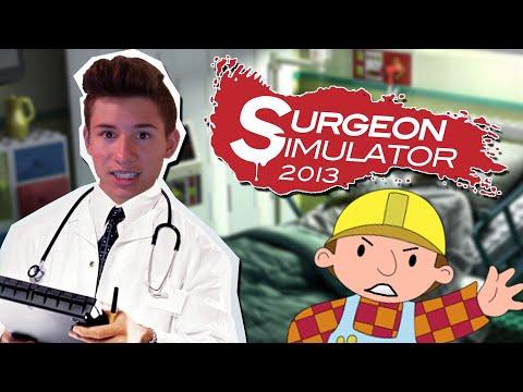 Bob der Baumeister TOD?! ✌ Surgeon Simulator! | DerPumpkin