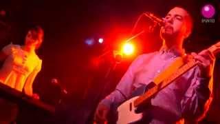 LOS LAGOS DE HINAULT - (MARÍA DEL) MAR ROJO @MobyDickClub 25/09/2014
