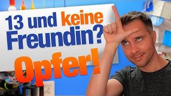 Mit 13 keine Freundin? Du Opfer! | jungsfragen.de