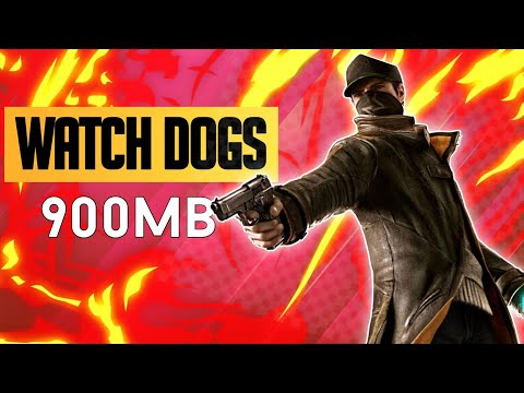 (900MB)Download Watch Dogs Highly Compressed For PC | Working In 2GB Ram | Ft.GamingGuu