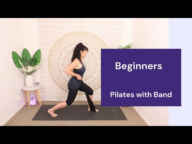 Beginners: Pilates with Band