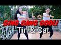 GING GANG GOOLI with my Twins :) Practice / dance fitness / zumba