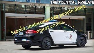 Sanctuary Cities Help Cops Solve Crimes — The Political Vigilante