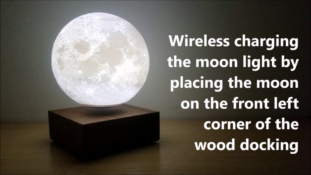 Running Out Moon Light