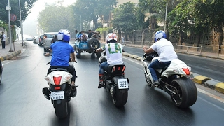 SUPERBIKES IN INDIA |kolkata| morning rideout