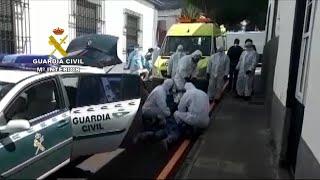 Detenido por segunda vez en menos de 48 horas tras escupir a guardias civiles