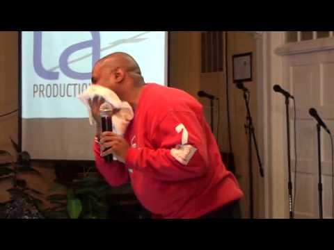 "Stephon Raickett ""On Pastors"""