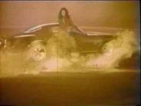 1970 pontiac firebird commercial
