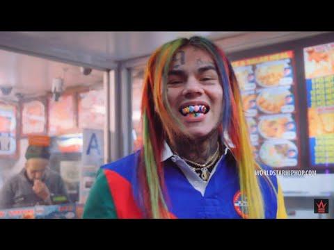 6ix9ine-BILLY Ft.Cuban Doll (Video) Leaked