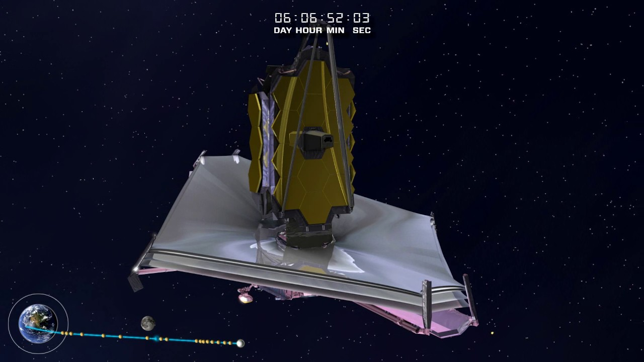 The launch of the telescope James Webb is again postponed 19