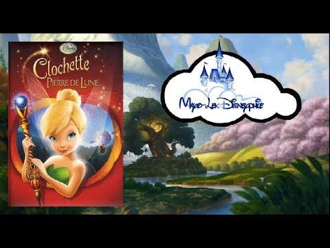 Disneyphile 110 clochette et la pierre de lune youtube - Clochette pierre de lune ...