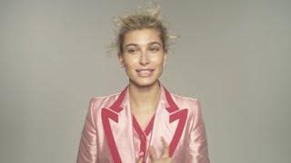 Hailey Baldwin ile Türkçe 101 | Vogue Türkiye
