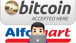 Cara Mudah Beli Bitcoin di Alfamart 😎