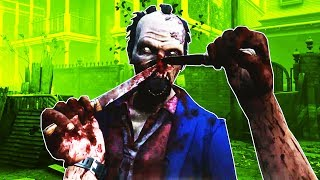 I Am The Worst/Best Zombie Stabber Ever in The Walking Dead: Saints and Sinners VR!