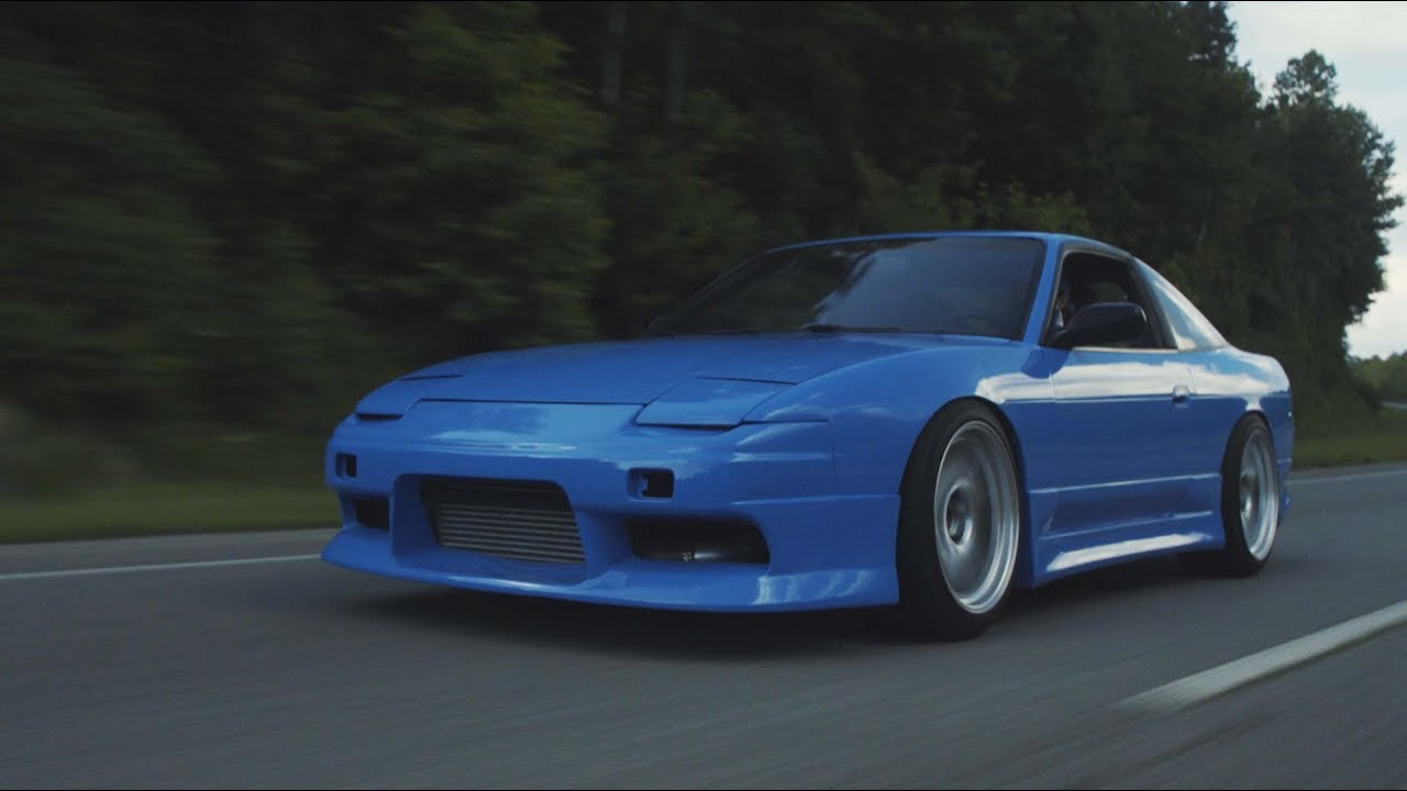 Bluejz Nissan 240sx Review A Car Built From A Dream