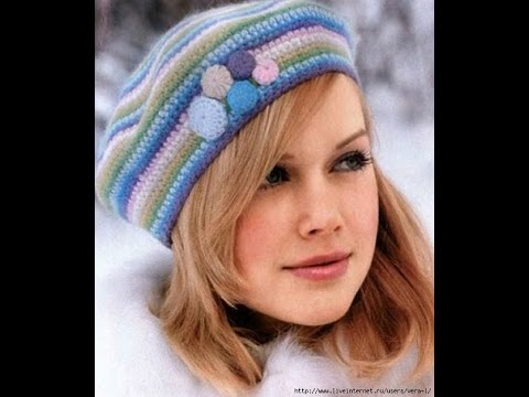 Crochet Patterns For Free Crochet Pattern Central Free Hat Pattern