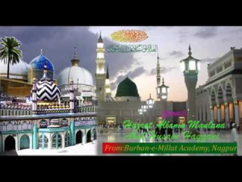 taqreer sunni muslim