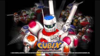 Theme Song (Extended) - Cubix: Robots For Everyone Rough Complete Score
