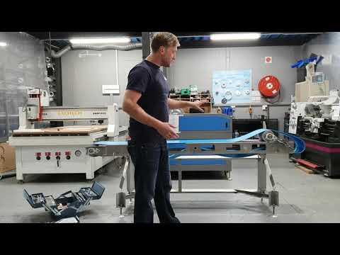Innovative Conveyor  Designs by Belting Edge