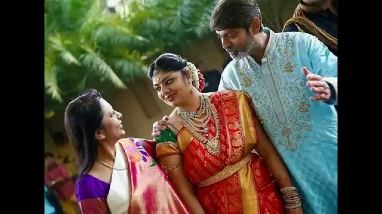 Jagapathi Babu Daughter's Marriage Photos - YouTube