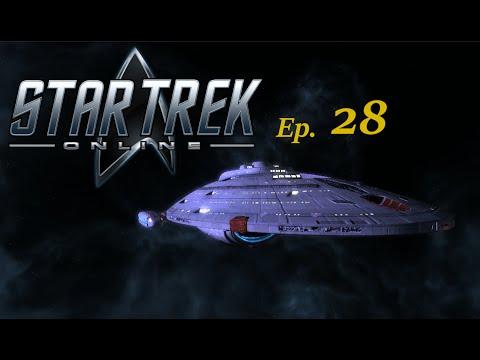 THE INTREPID CLASS - Star Trek Online - Ep 28