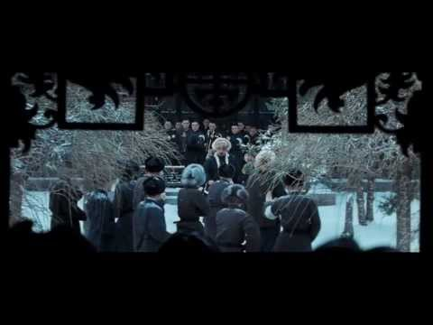 THE GRANDMASTER Deutscher Teaser