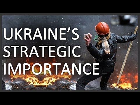 Ukraine's crisis and strategic importance