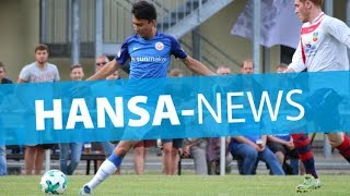 Die Hansa-News vor dem Heimspiel gegen Münster