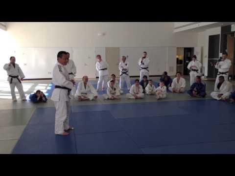 Yoko Tomoe Nage Clinic by Sensei Kevin Asano (720p)