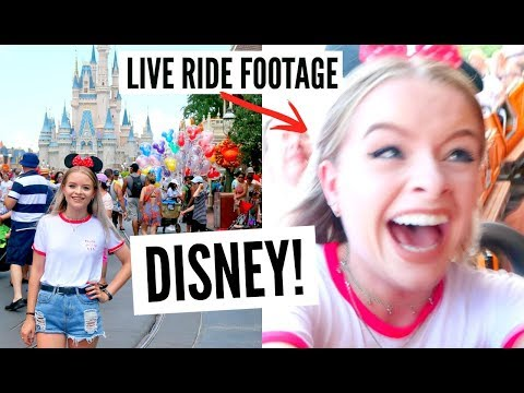 ONE OF THE BEST DAYS OF MY LIFE.. DISNEY | sophdoesvlogs