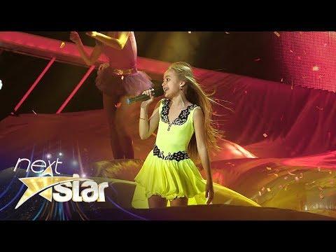 """Ellie Goulding - """"Love Me Like You Do"""". Vezi cum cântă Iuliana Beregoi, la Next Star"""